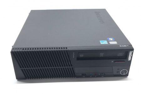 Lenovo ThinkCentre M91p SFF használt számítógép i5-2500 Quad 3,7Ghz 8Gb DDR3 320Gb