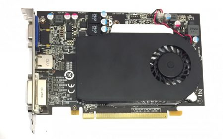 MSI ATI Radeon HD 5570 1Gb HDMI GDDR5 128bit használt videokártya