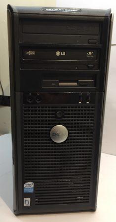 Dell 2 magos használt számítógép Pentium D 2.8Ghz 2Gb 80Gb