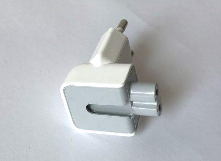 Apple EU töltő vég adapter utángyártott