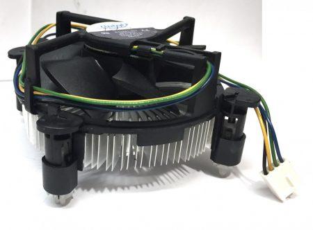 Intel gyári ALU processzor hűtő LGA775 alacsony profilú processzor CPU hűtő AL