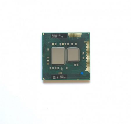 Intel Core i3-350M laptop CPU processzor 2.26Ghz G1 1. generáció SLBPK