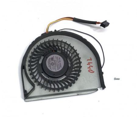 Lenovo T440 hűtés processzor CPU hűtő ventilátor 04x3907 0C67848
