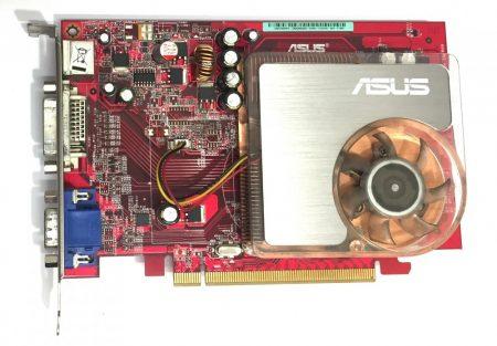 Asus Ati Radeon X1600Pro 256Mb 128Bit használt videokártya