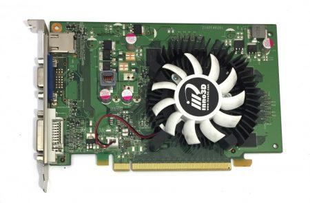 Inno3D Geforce GT 220 512Mb 128bit HDMI PCI-e használt videokártya