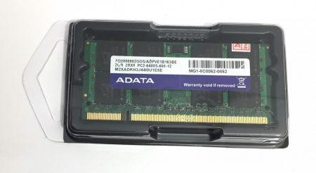 ADATA 2Gb DDR2 800Mhz Laptop notebook memória RAM SO-DIMM PC2-6400