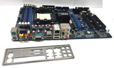Jetway JW-RX770-AM2+ Socket AM2+ DDR2 AMD használt alaplap