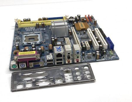 ASRock ConRoe1333-D667 R1.0 LGA775 használt alaplap DDR2 945GC Integrált VGA