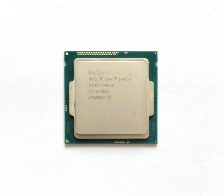 Intel Core i3-4150 3,50Ghz használt processzor CPU LGA1150 SR1PJ 3Mb cache 4. gen.