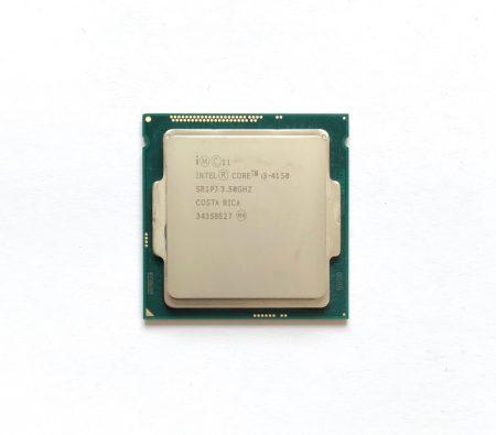 Intel Core i3-4150 3,50Ghz használt Quad processzor CPU LGA1150 SR1PJ 3Mb cache 4. gen.