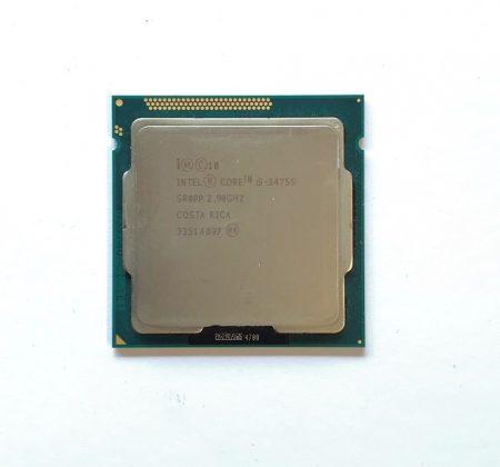 Intel Core i5-3475S 3,60Ghz használt Quad processzor CPU LGA1155 6Mb cache 3. gen SR0PP