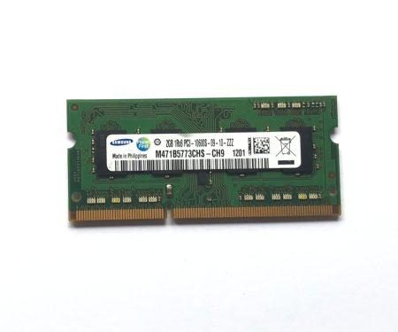 2Gb DDR3 1333Mhz PC3-10600 használt laptop notebook ram memória SO-DIMM