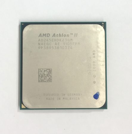 AMD Athlon II X2 245e 2,9GHz AM2+ AM3 Processzor CPU AD245EHDK23GM
