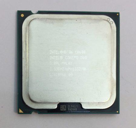 Intel Core 2 Duo E8600 3,33Ghz kétmagos Processzor CPU LGA775 1333Mhz FSB 6Mb L2 SLB9L