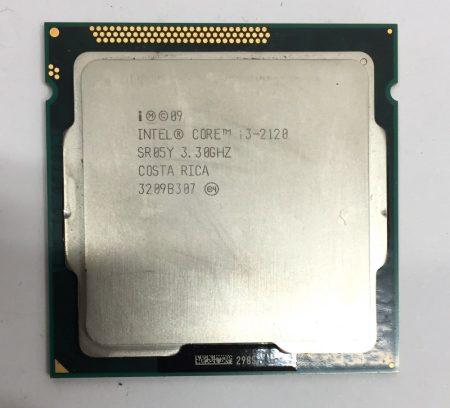 Intel Core i3-2120 3,30Ghz 2 magos Processzor CPU LGA1155 3Mb cache 2. gen. SR05Y