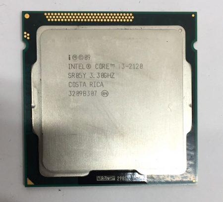 Intel Core i3-2120 2 x 3.30Ghz CPU computer Processor 2.4GHz LGA1155 SR05Y