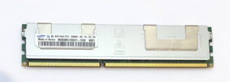4Gb Samsung PC3-10600R CL9 REG ECC M393B5170DZ1-CH9 DDR3 1333Mhz memória RAM