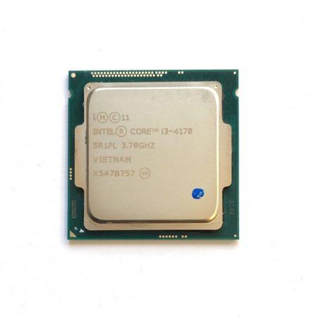 Intel Core i3-4170 3,70Ghz használt Quad processzor CPU LGA1150 SR1PL 3Mb cache 4. gen.