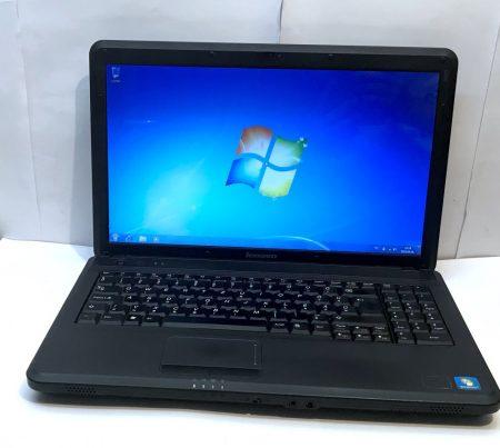 """Lenovo 15,6"""" LED használt laptop 2 magos 2.00Ghz 250Gb 4Gb webkamera"""