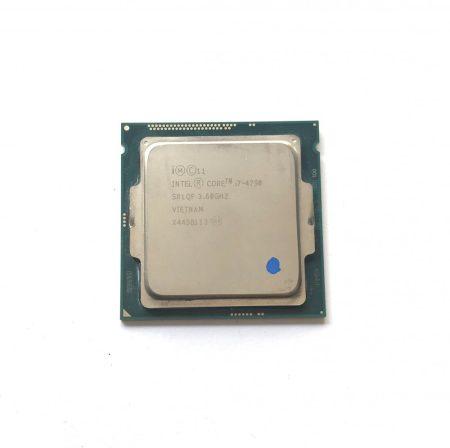 Intel Core i7-4790 4,00Ghz használt Quad processzor CPU LGA1150 8Mb cache 4. gen. SR1QF