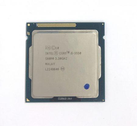 Intel Core i5-3550 3,70Ghz 4 magos Processzor CPU LGA1155 6Mb cache 3. gen. SR0P0