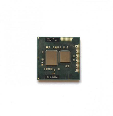Intel Core i5-460M használt laptop CPU processzor 2,80Ghz G1 1. gen 3Mb Cache SLBZW