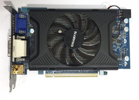 GigabyteRadeon HD 5750 1GB 128bit GDDR5 PCIe DirectX 11 használtVideokártya